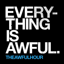 The Awful Hour logo